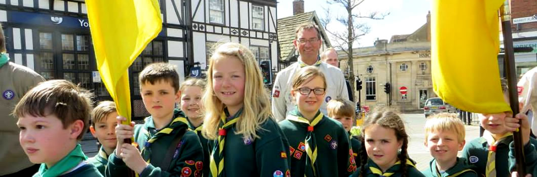 Ripon and District Scouts - Cubs
